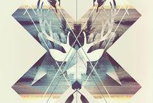 G R A P H I C L O V E / by Kris Spence