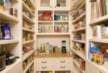 Kitchens and Pantries / by Katie Martin