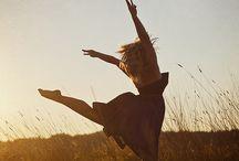 Outdoor Dance Shoot / by Karena Thacker Parks