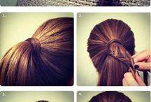 Hair / by Rachel Green