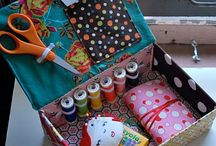 Things To Make - Needle Books & Sewing Kits / by The Littlest Thistle