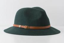 Hats / by Maria Eugenia Toro Zuniga