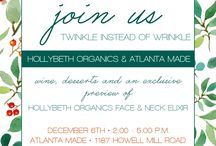 Events / Join us at one of our events! / by HollyBeth Organics