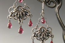 Chainmaille ideas / by Elissa Thompson