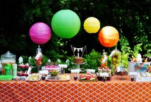 Let's partay! / party themes, inspirations, ideas / by Tab Murphy