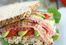 Sandwiches / by Freda McDaniel