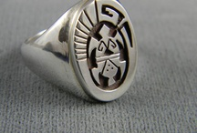 Hopi Ring for Gma / by Rhiannon Brissette