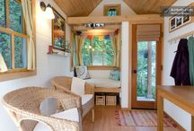 Small Spaces / by Cindy Davenport