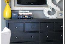 TV Room / by Sarah McLelland