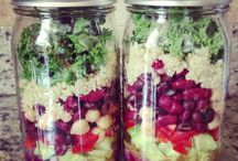 LunchBox / Lunch Ideas for Work or On-The-Go! / by C.J. Rand