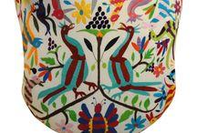 Fabrics -- Otomi  / by Shelby Ross