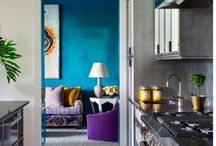 THE JEWELS & THE TONES / BEAUTIFUL JEWEL TONED INTERIORS. / by MILLIONAIRESS