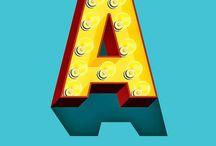 """a letra a / """"A"""" de Antonia, minha filha amada. / by Monica Figueiredo"""