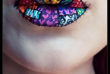 Beauty: Just Lips / by Dina T.