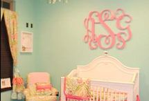 Baby Nursery Ideas / by Andrea Serpas