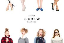 j crew inspired outfits / by Nancy Brasil