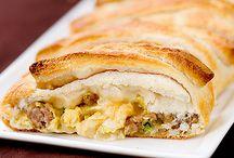 Breakfast ideas / by Jennifer Yutrzenka