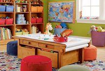 Playroom! / by Kerri O'Connor Tang