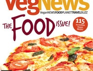 Vegan Magazines / The vegan magazine market is growing! Check these out! / by Melissa Ratti