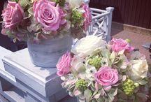 Florist / Flowers  / by BeKa Caffall