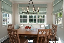 Roman Shades / by Finishing Touches/Sheri Stouffer