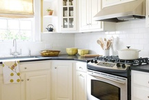 Kitchen Ideas / by Shaelyne Meadows