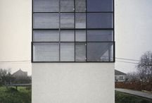Architecture / by Yves De Moor