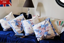Frugal Decor from Linens / by Frugal Decorating Diva