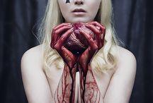 My Morbid Mind ! / by Gja