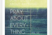 Bible verses / by Sydney Bishop