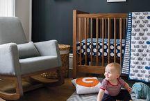 kid bedrooms / by Sarah Jacobsen