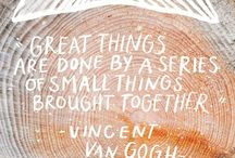 By small and simple things... / by Jennifer Breeden