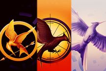 Hunger Games / Hunger Games trilogy  / by Kristen Hein