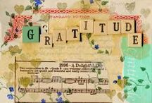 GRATITUDE / by Sherrie Lewis