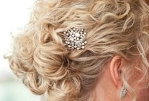 Curly hair / by Heather Vernon