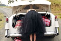 A Girl and Her Car / by Katherine Endres-Cox
