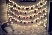 Room ideas  / by Jenny Vance