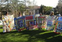 M-provisational quilts I love other than African American / by Sherry Byrd