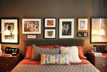 Bedroom Ideas / by Alison King