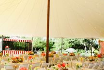 Bedford Tent / Creative party tents! Call 734-854-TENT (8368) / by Rebecca Regnier
