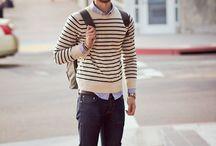 men's fashion / by Janna Webbon