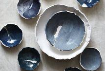 Ceramics / Beautiful pottery / by Cristina Moret Plumé