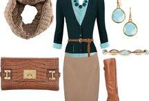 Clothing I like / by Paulette Olson