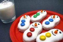 Christmas Season Food / by Kimberly Mullins