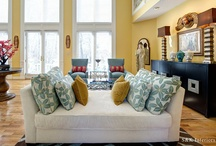 Family & Living Rooms / by Dawn Welch - REALTOR