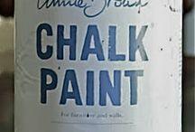 Chalk Paint / by Lori Sawyer