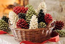 Christmas Decoration Ideas  / by Crystal Lenz