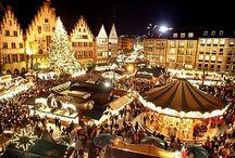 F R O H E  W E I N A C H T E N  / German Christmas Traditions / by Ashley Thompson