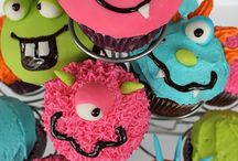 Monster Birthday Party Ideas / by zoey's attic / pecking order