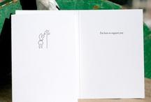 cards / by Julie Berkbuegler